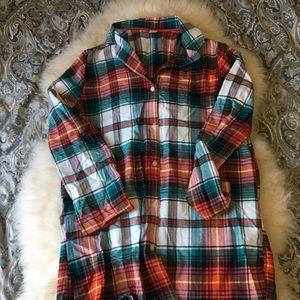 Old Navy Intimates & Sleepwear - Old navy flannel night gown